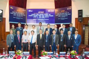 ATEP – Khóa tập huấn quốc tế Phẫu thuật Nội soi Lồng ngực lần 3 – Hà Nội 2018
