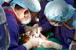 5 bước của quá trình ghép tạng